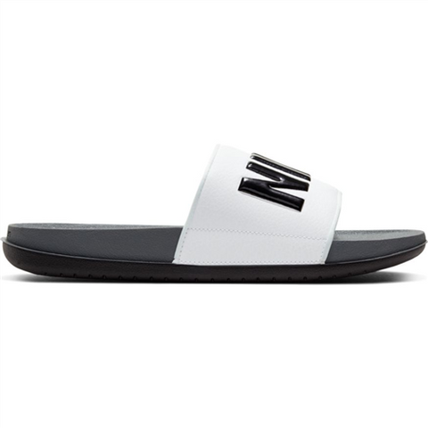 NIKE OFFCOURT SLIDE - GREY/WHITE