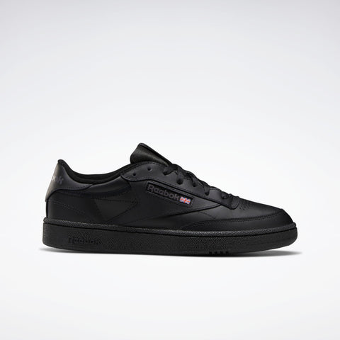 REEBOK CLUB C - BLACK/CHARCOAL
