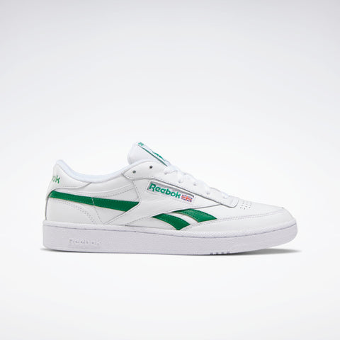 REEBOK CLUB C REVENGE - WHITE / GLEN GREEN