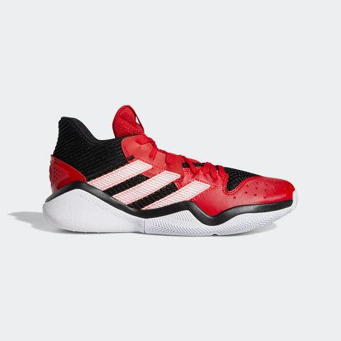 ADIDAS HARDEN STEPBACK - CORE BLACK / SCARLET / CLOUD WHITE