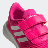 INFANT ADIDAS TENSAUR RUN I -SHOCK PINK / CLOUD WHITE / SHOCK RED