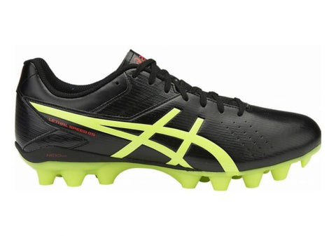 LETHAL SPEED RS - BLACK/SAFETY YELLOW/VERMILION