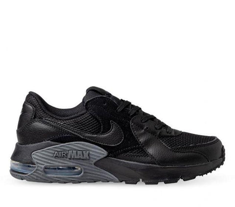 NIKE AIR MAX EXCEE - BLACK/BLACK-DARK GREY