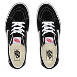 VANS SK8-LOW - BLACK/WHITE