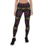 Womens Leggings & Activewear - InterGalactic | TopGurl Printed Athleisure - TOPGURL