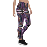 Womens Leggings & Activewear - Take Me To Your Leader | TopGurl Printed Athleisure - TOPGURL
