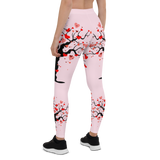 Womens Leggings & Activewear - Heart Tree | TopGurl Printed Athleisure - TOPGURL