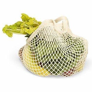 Short Handle Organic String Bag