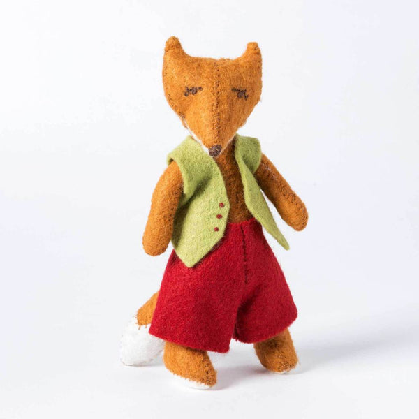 Fergus Fox Felt Kit