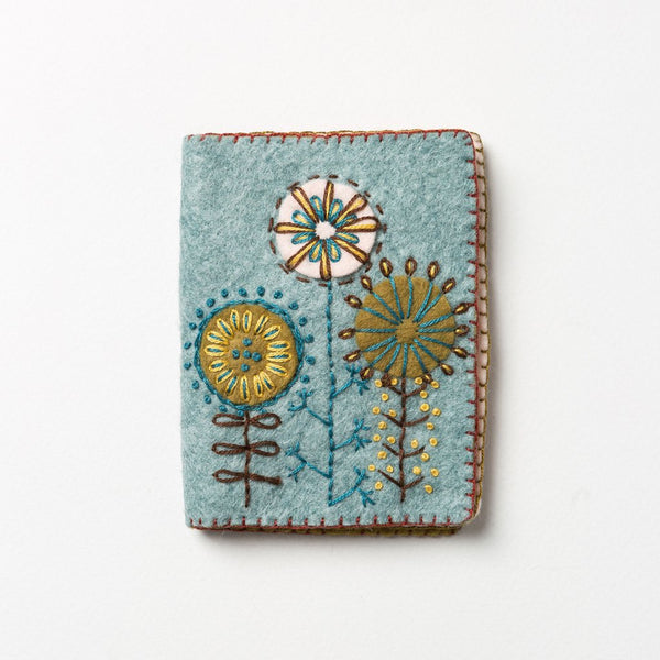 Needle Case Mini Felt Embroidery Kit