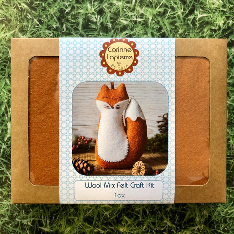 Fox Mini Felt Kit