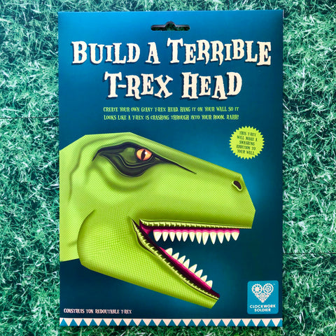 Terrible T-Rex Head