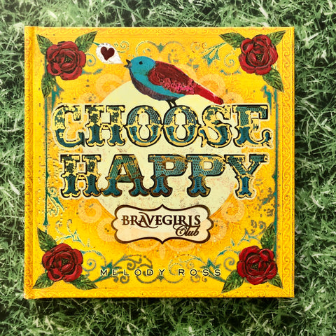 Brave Girls Club: Choose Happy