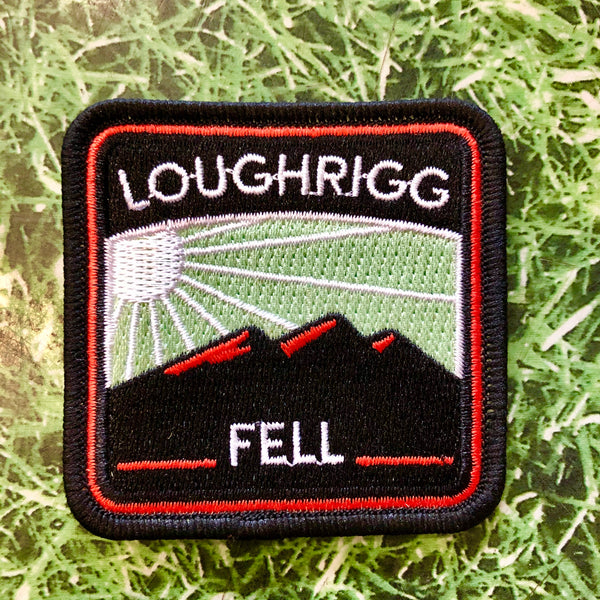 Conquer Lake District Patches