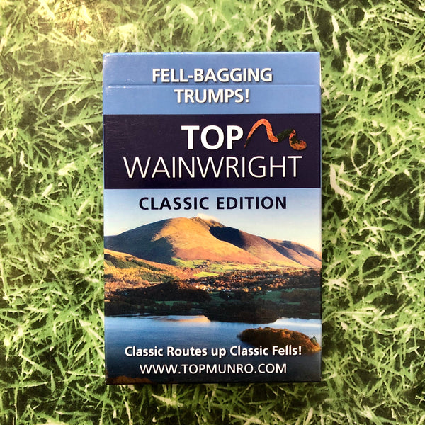 Wainwright Top Trumps