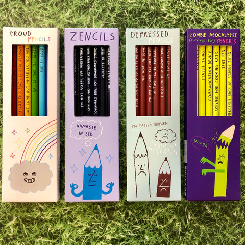 U Studio Pencil Sets