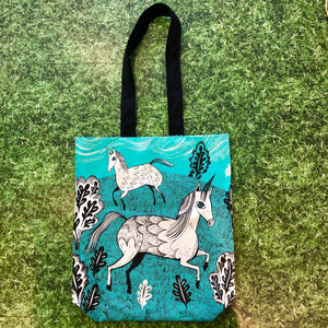 Lush Unicorn Tote Bag