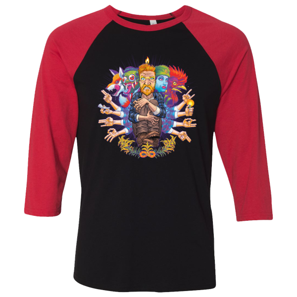 Country Squire Raglan - 2X only