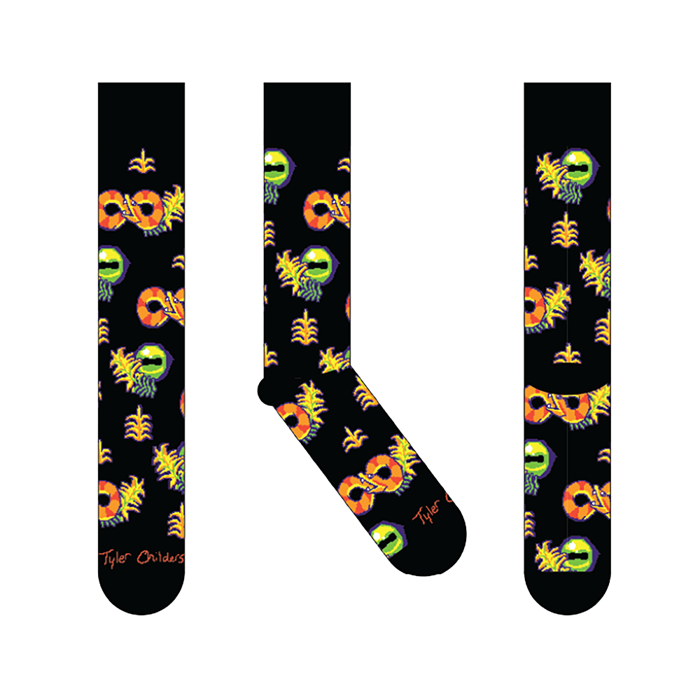 Country Squire Snake Socks