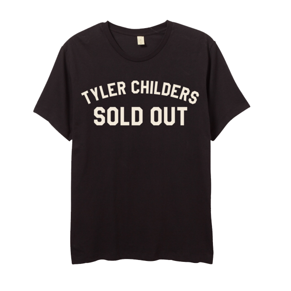 Tyler Childers Sold Out T-Shirt