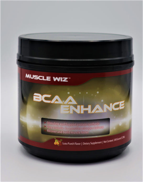 BCAA Amino Acids Branch Chain Amino Acids