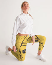 Load image into Gallery viewer, Mellow Yellow Women's Joggers