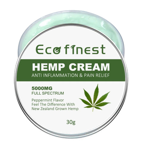 Advanced Hemp Cream Anti-Inflammation for Joint Pain