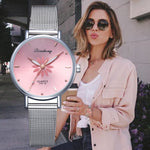 Luxury Silver Watches For Women