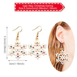 FENGRISE Christmas Earring/ Necklace