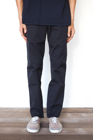 MONADIC | Slim Taper Stretch Fit Chino Navy | $220