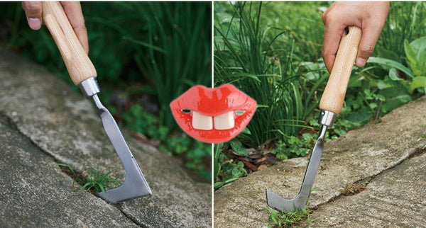 Hand Tool Garden Outdoor Removal Stainless Steel Farmland Puller Dandelion Manual Digging Lawn Multifunction Weeder Transplant