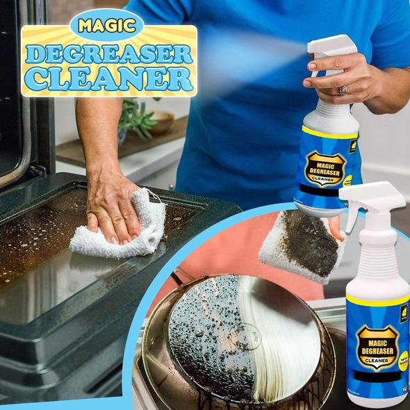 Magic Degreaser Cleaner Spray