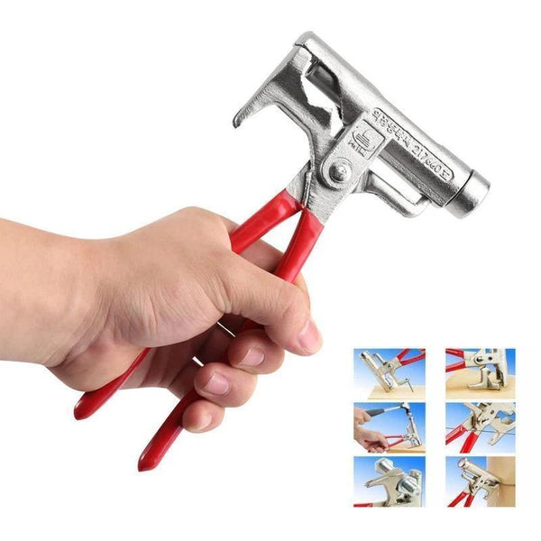 Multifunctional Hammer