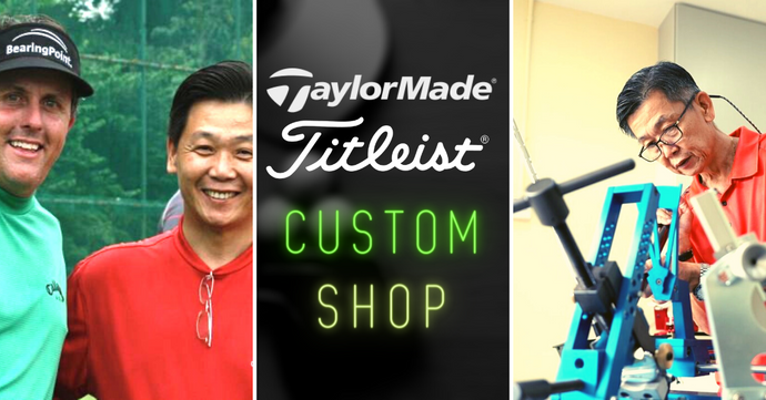 TaylorMade, Titleist & our values