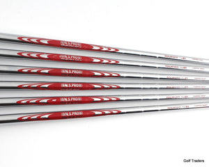 Shaft Irons - Nippon Modus3 Iron Shaft - Smashing Drives