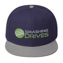 Load image into Gallery viewer, Smashing Drives Snapback Hat