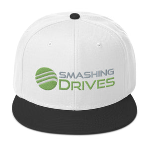 Smashing Drives Snapback Hat