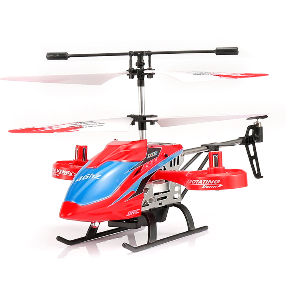 JJRC JX02 2.4G 4CH Altitude Hold One-key Takeoff  Mini RC Helicopter RTF