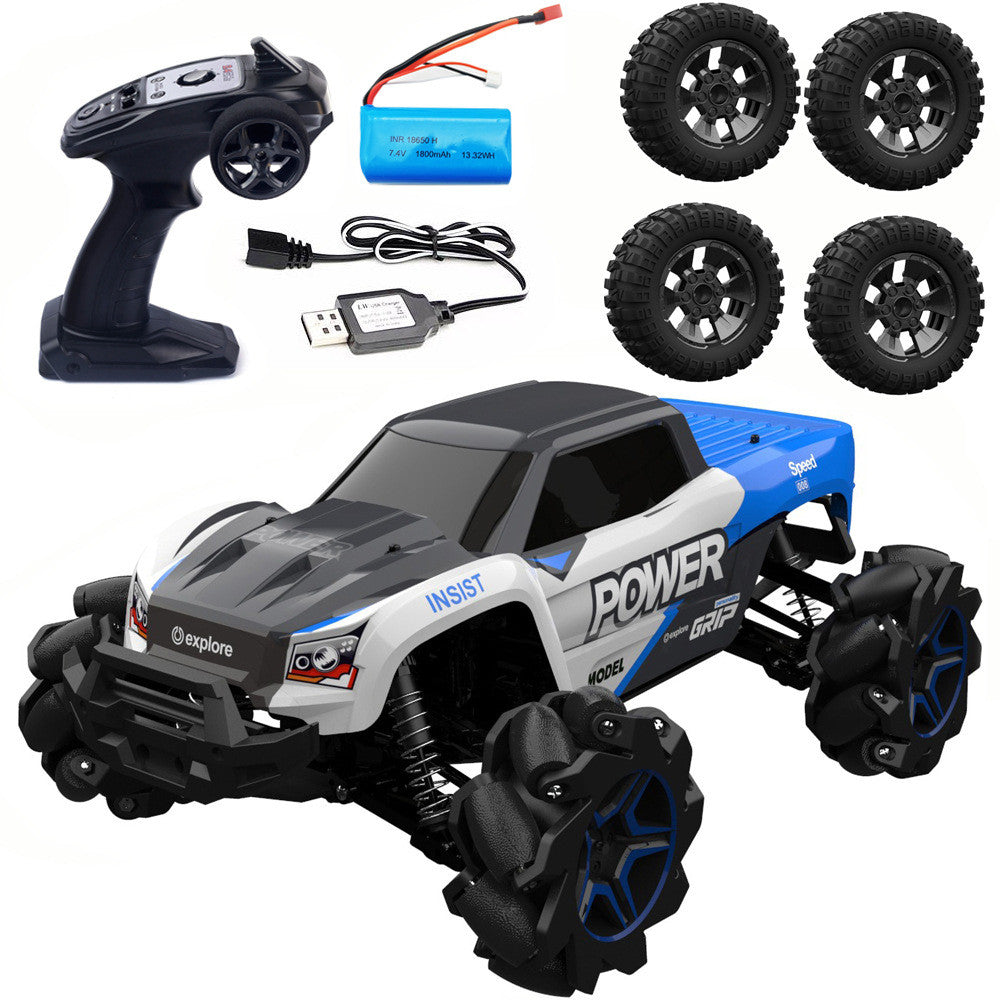 RBRC RB1277A 1/12 2.4G 4WD 35km/h RC Car Electric Drift Vehicle Full Proportional RTR Model