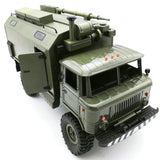 WPL B24ZH GASS 66 1/16 2.4G 4WD Rc Car Military Truck Rock Crawler RTR Toy