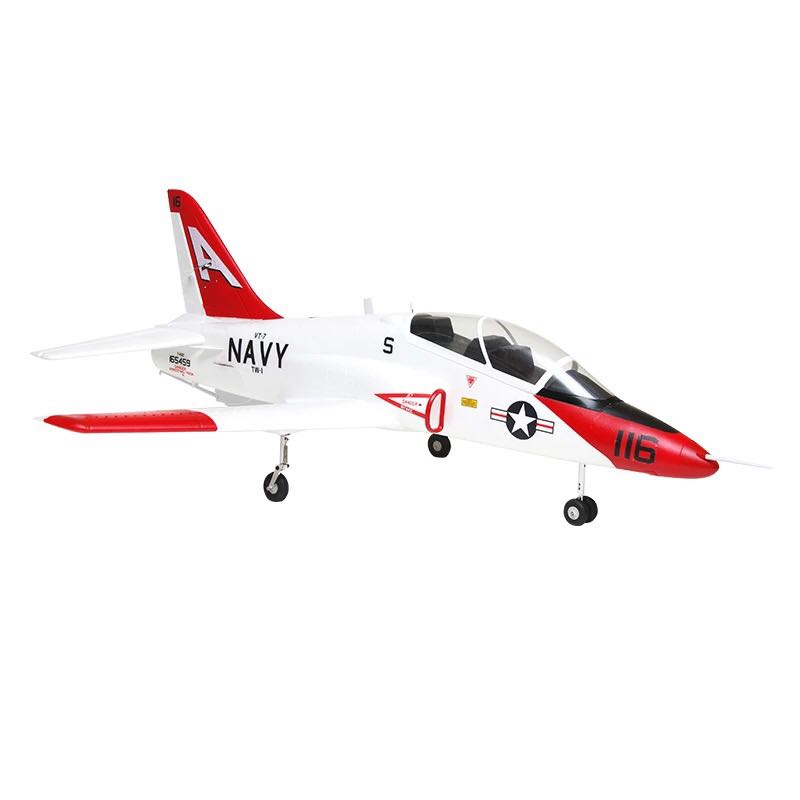 QT-MODEL T45 V2 EPO 960mm Wingspan RC Aircraft Scale Zoom Goshawk Carrier Fixed Wing PNP 70MM Ducted Fan