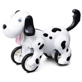 2.4G Smart RC Robot Dog Barking Hand Stand Walking Robot Dog Toy