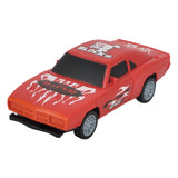 1PC BURST Crush Rebuilt Racing Car Multi-pattern Pullback Collision Function Elegant Model Assembled Novelties Toys