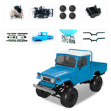MN Model MN45 KIT 1/12 2.4G 4WD Rc Car without ESC Battery Transmitter Receiver