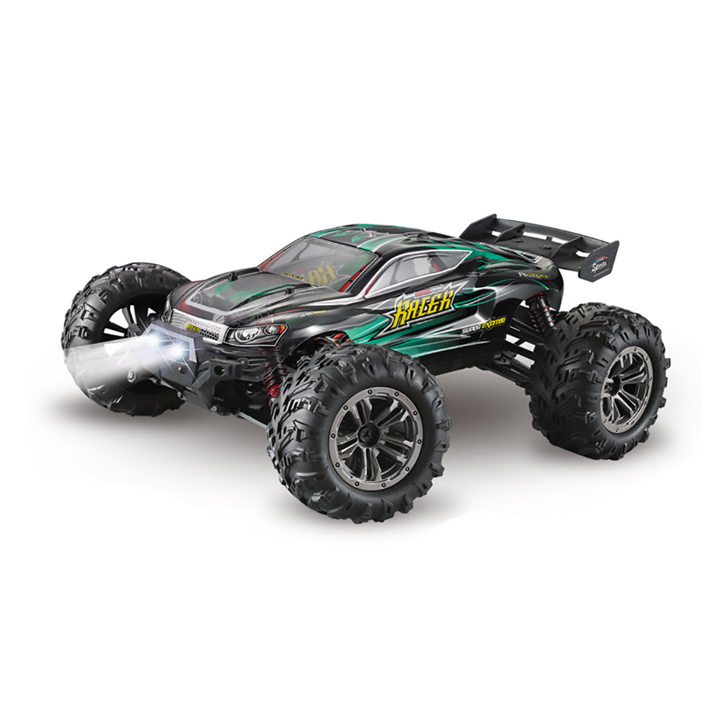 Xinlehong Q903 1/16 2.4G 4WD 52km/h High Speed Brushless RC Car Dessert Buggy Vehicle Models