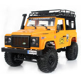 1 Set MN-90 Kit 1/12 2.4G 4WD Rc Car Crawler Monster Truck Without ESC Transmitter Receiver Battery