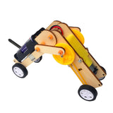 DIY Tiny Bug Little Worm STEAM RC Robot Toy Education Kit Gift For Children