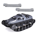 SG 1203 1/12 2.4G Drift RC Tank Car High Speed Full Proportional Control Vehicle Models With Metal Plastic Track