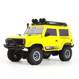 URUAV 1/24 4WD 2.4G Mini RC Car Crawler Model Vehicle Waterproof RTR