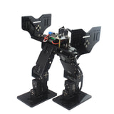 LOBOT 6DOF RC Robot Walking Turn Somersault Programmable APP bluetooth Control Robot Kit